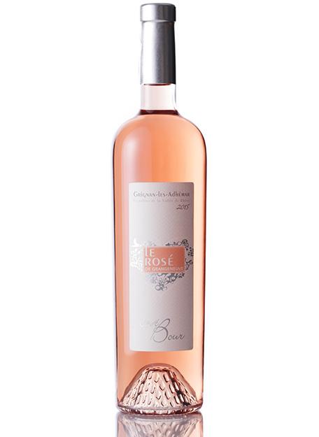 rose wine for paella
